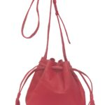 moroccan style red bag